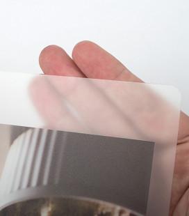 Mantel individual de plástico