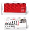 Calendari sobretaula espiral