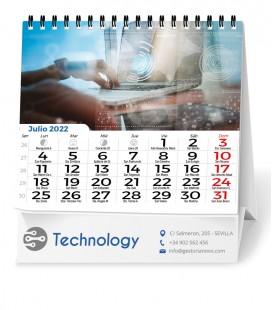 Calendari sobretaula espiral (7 - 13 fulles)